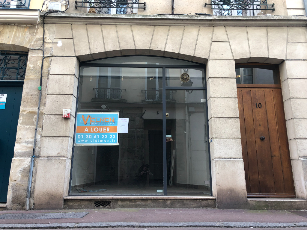 Local commercial Saint Germain En Laye 42 m2